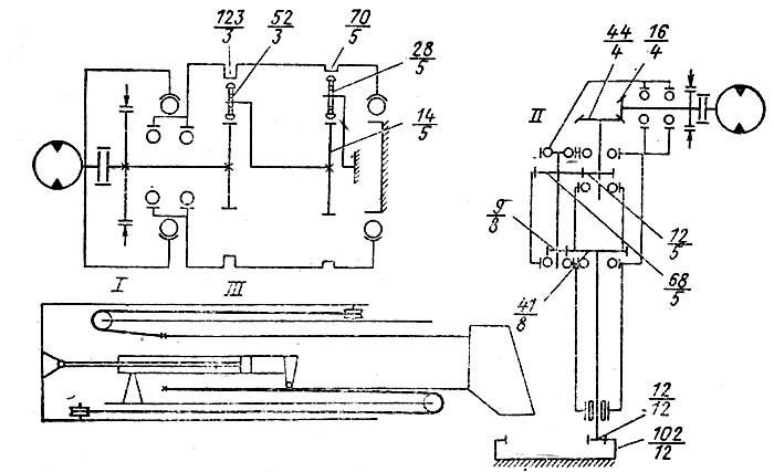 кинематическая схема автомобильного крана кс 4572